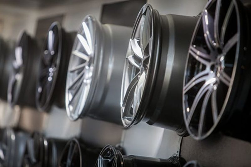 Anti-dumping duty on automotive steel wheels from China